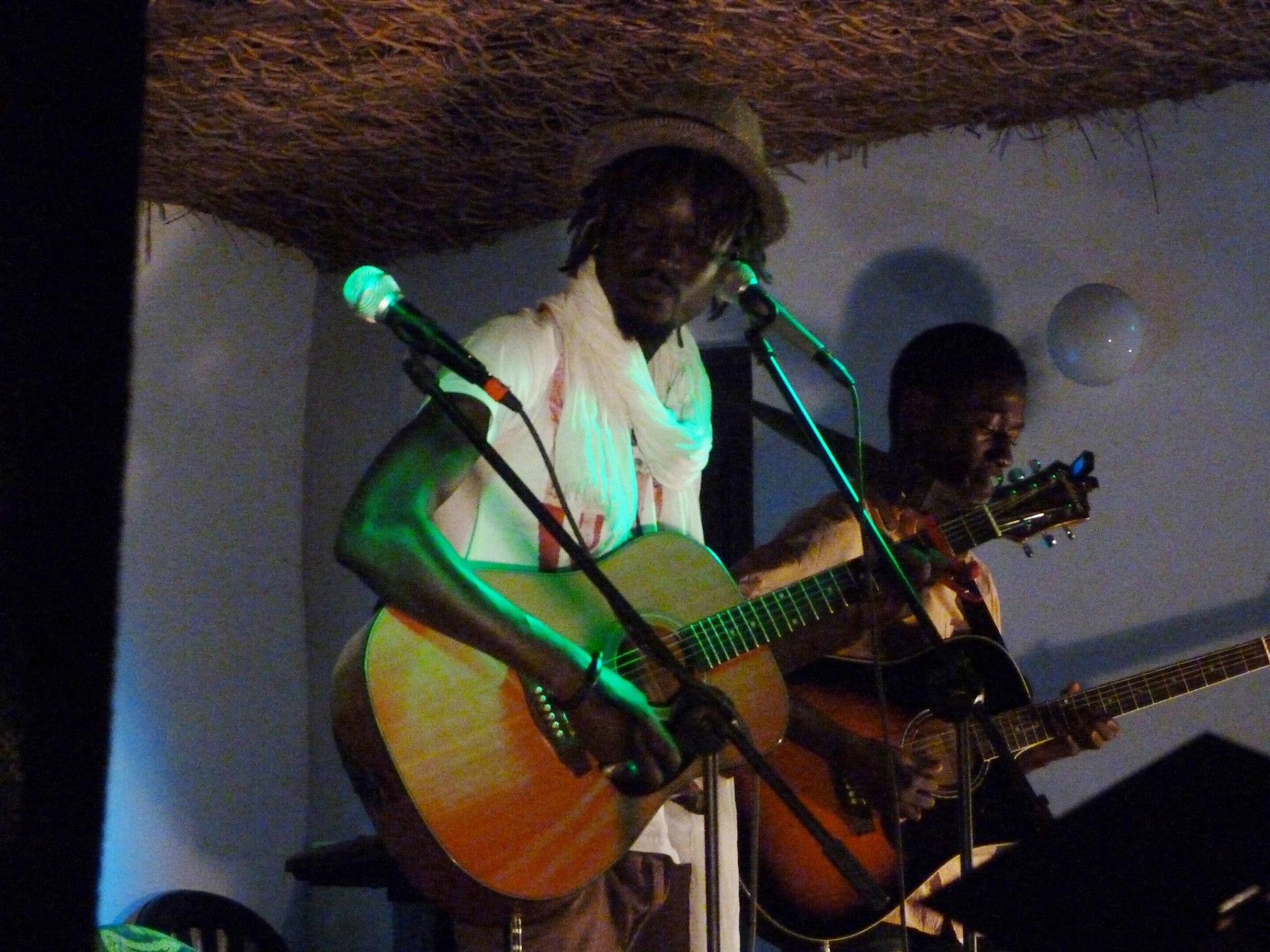 Concert LBK au Meyazz