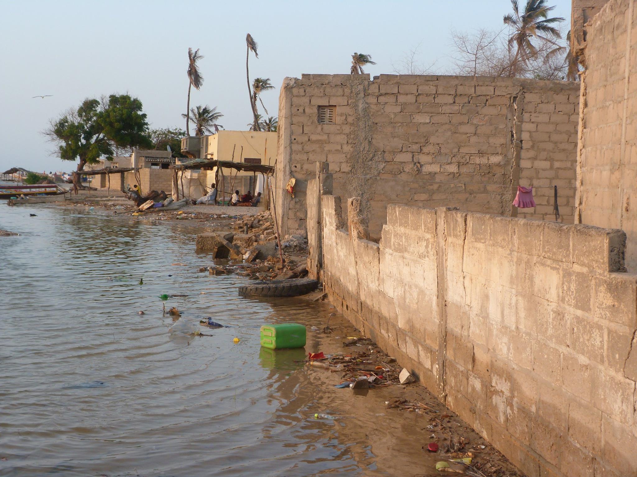 Erosion Langue de Barbarie 2016