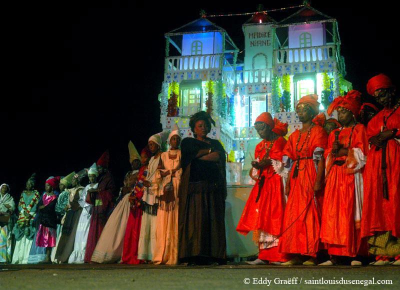 Les Fanals Saint-Louis du Sénégal