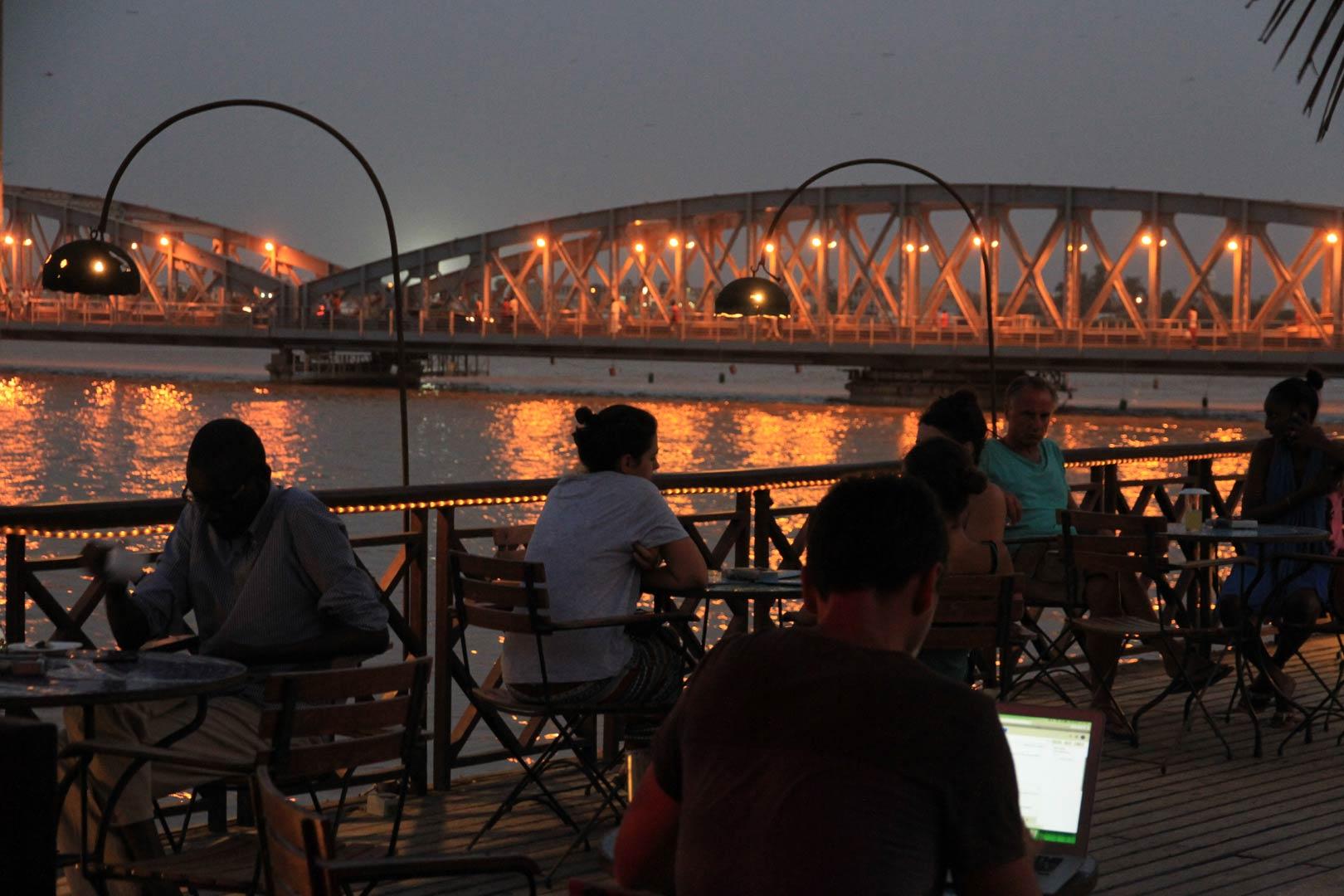 pont Faidherbe Saint-Louis du Sénégal