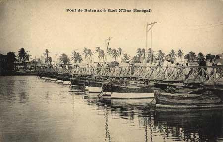 histoire pont faidherbe
